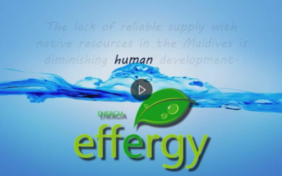EFFERGY ENERGY contributes to the development of Maldives