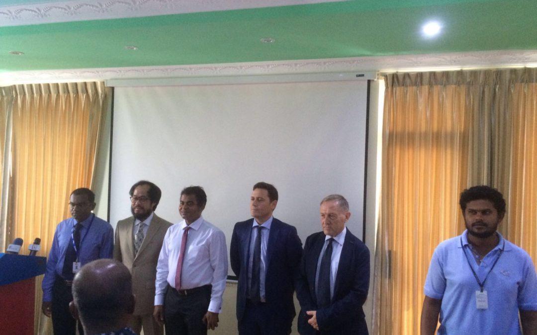 EFFERGY ENERGíA contributes to the development of Maldives