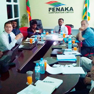 EFFERGY ENERGÍA and Asian development Bank Project Launch in the Maldives